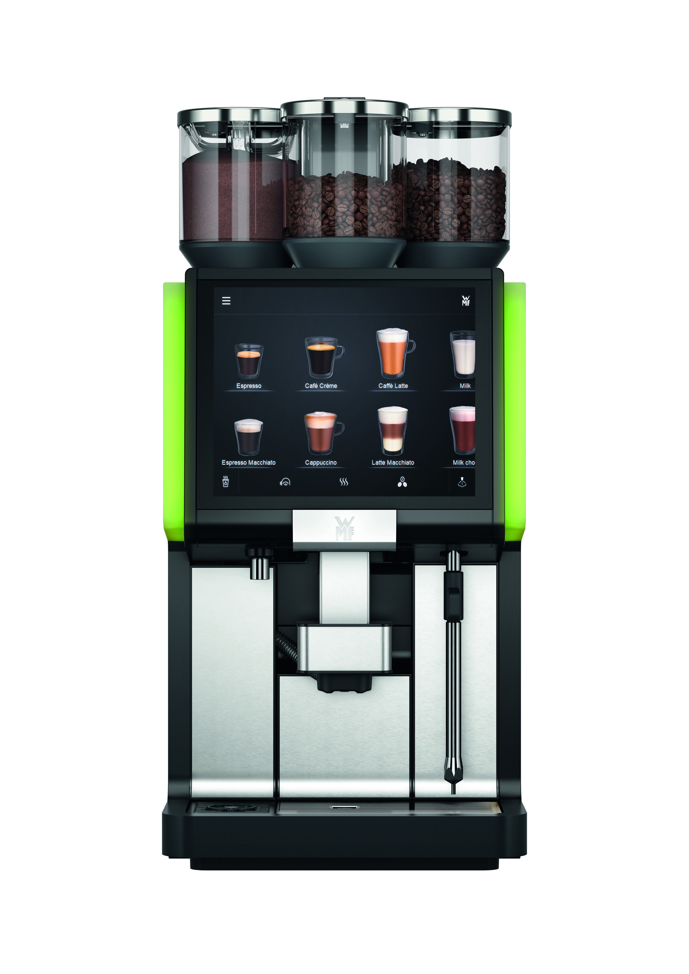 Wmf Coffee Machines 5000Splus Front A3 En