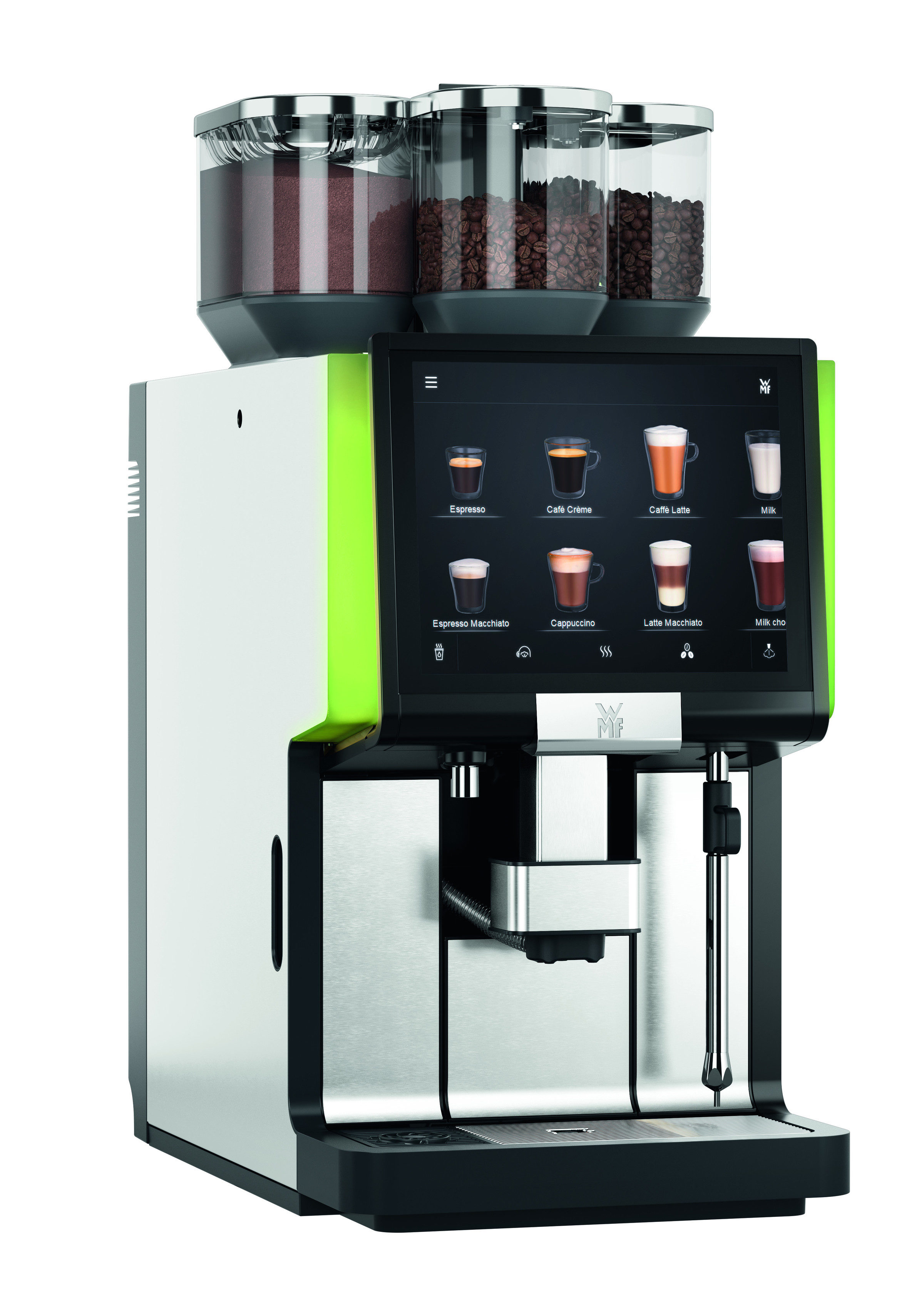 Wmf Coffee Machines 5000Splus Sideleft En