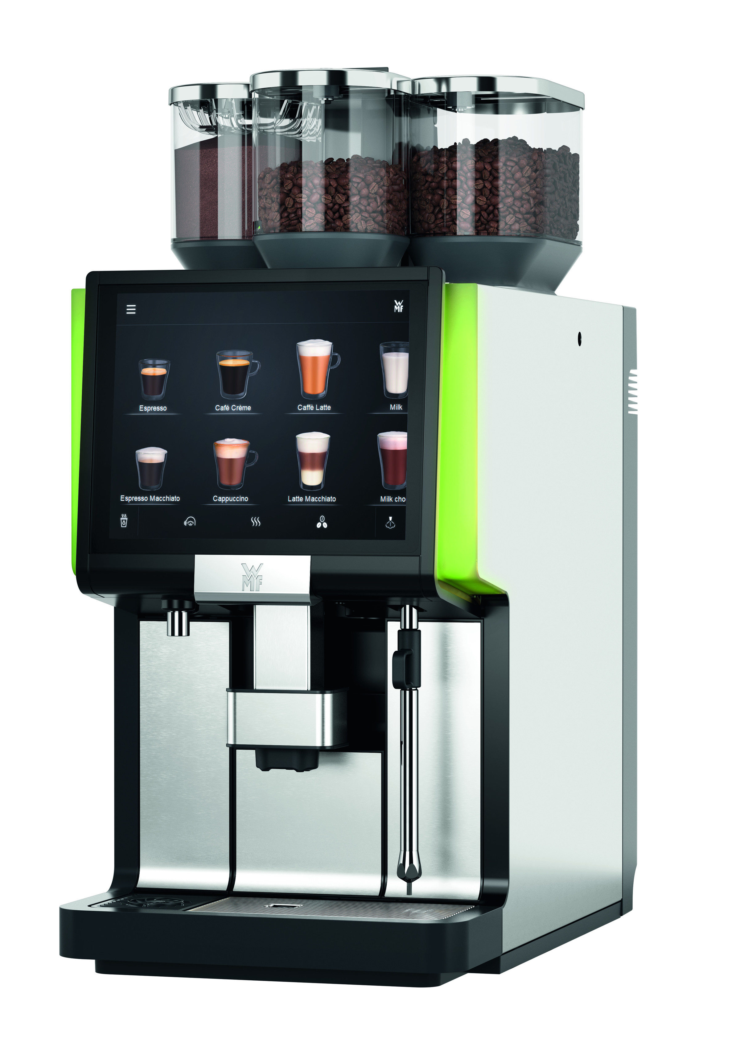 Wmf Coffee Machines 5000Splus Sideright En